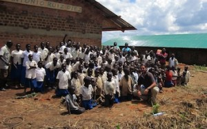 Creating a new future through this unique education project in the Democratic Republic of Congo