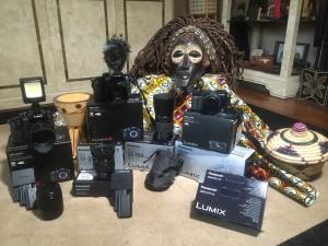 Material Panasonic Proyecto Mzungu
