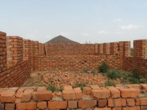 Desarrollo de la obra en el Congo
